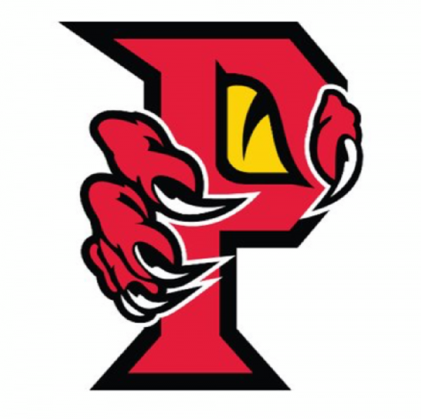 Lakeland Predators Wrestling Club of Antioch, Illinois Team Logo