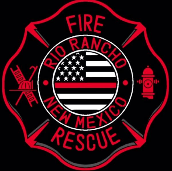 Rio Rancho Fire & Rescue Team Logo