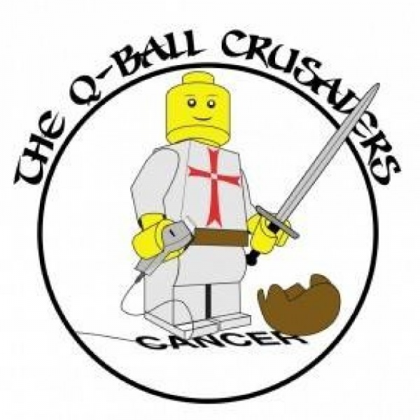Q-Ball Crusaders Team Logo