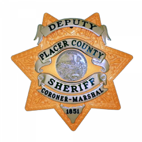 Placer County Sheriff's Office Team Logo