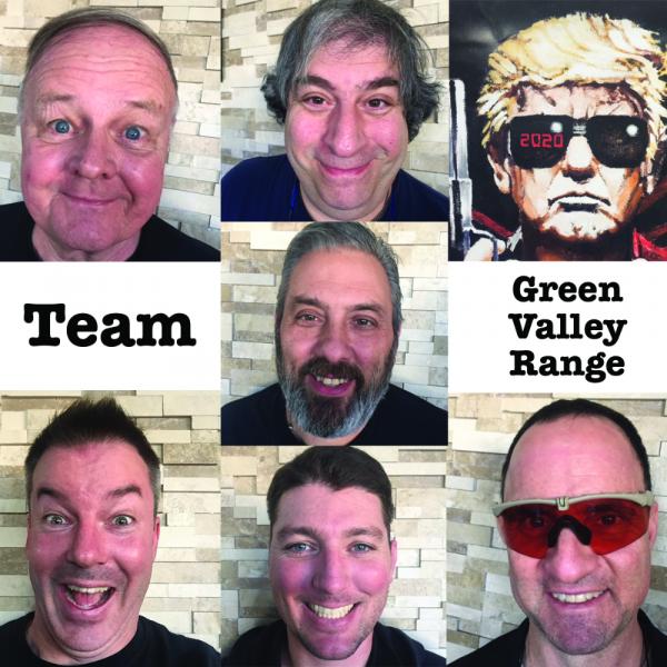 Green Valley Range Team Logo