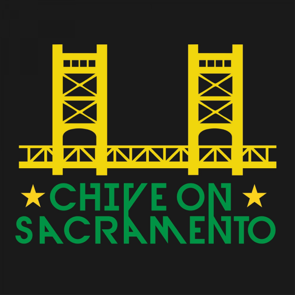 CHIVE ON SACRAMENTO Team Logo