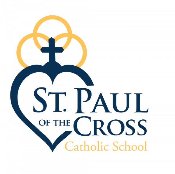 St Paul of the Cross  School Team Logo