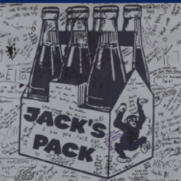 Jack's Pack Team Logo