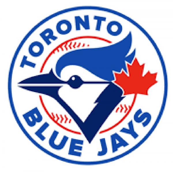 Majors Baseball - Blue Jays Team Logo