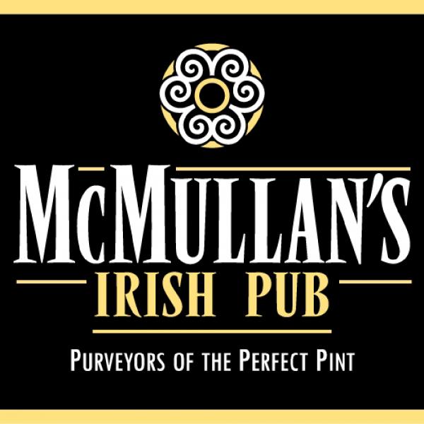 McMullan's Irish Pub Team Logo