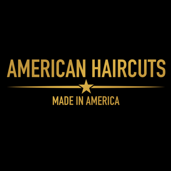 American Haircuts Staff and Clients Team Logo