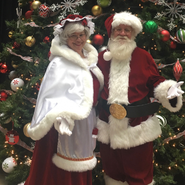 Mr. and Mrs. Claus, their elves and Port City Brewery - Shaving January 5 at Port City Brewery 2-6PM Team Logo