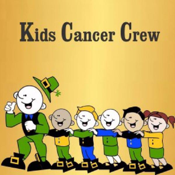 Kids Cancer Crew Team Logo
