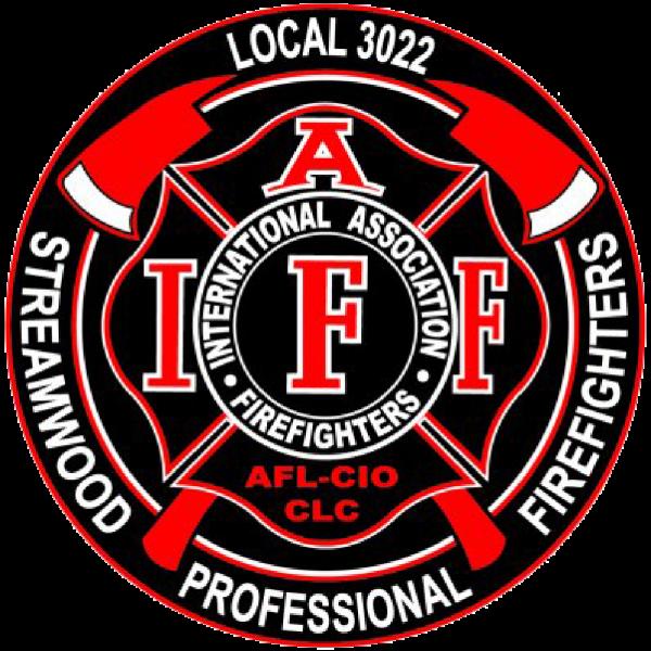 Streamwood FD Local 3022 - TEAM Team Logo