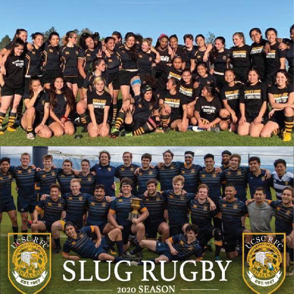 UCSC Rugby Club Team Logo