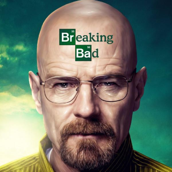 Breaking Bald Team Logo