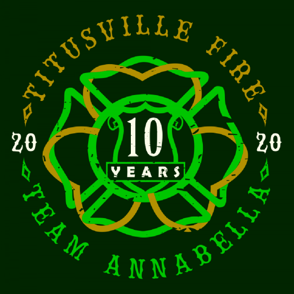 Titusville's Bravest Team Logo