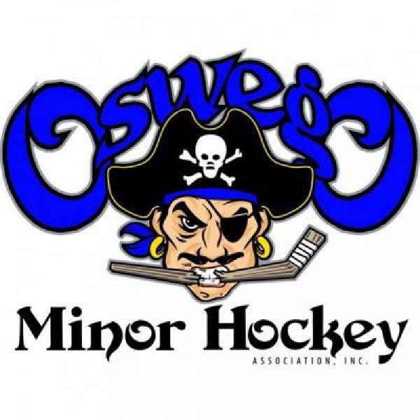 Oswego Minor Hockey Team Logo