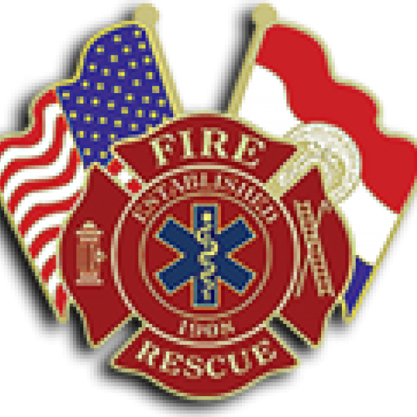 West County Firefighters Team Logo