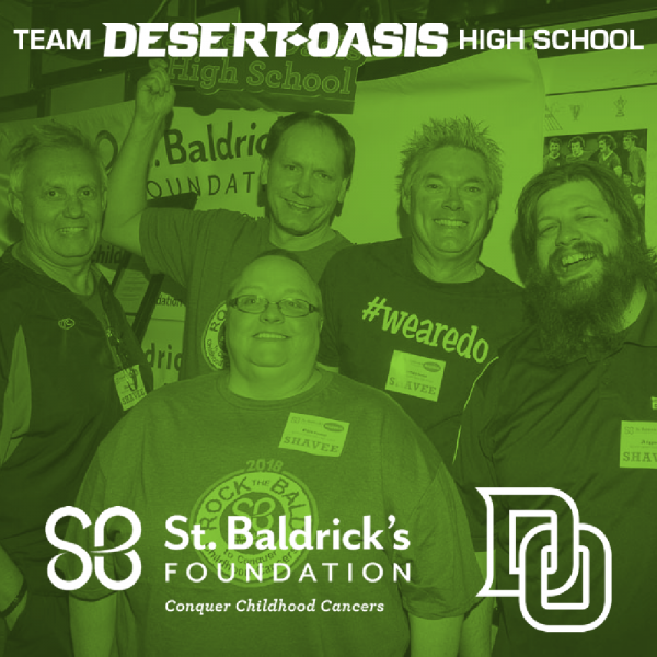 Desert Oasis High School Team Logo