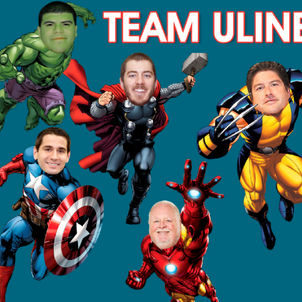 Team Uline Team Logo