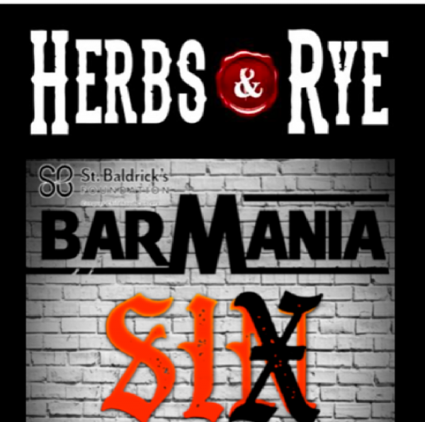 Herbs & Rye (BARMANIA) Team Logo