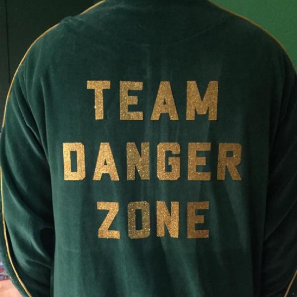 Team Danger Zone Team Logo