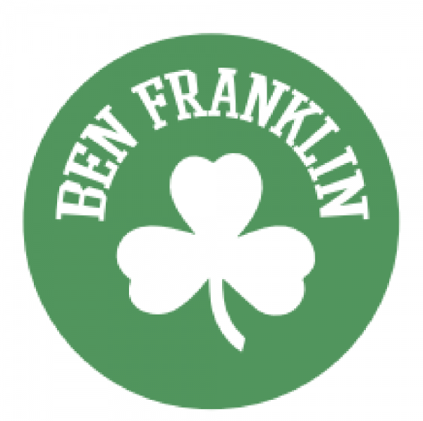 Team Ben Franklin 2020 Team Logo