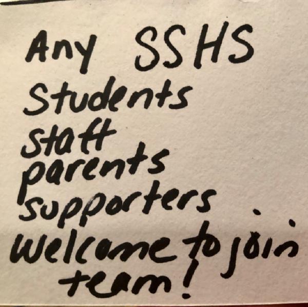 SSHS Team Team Logo
