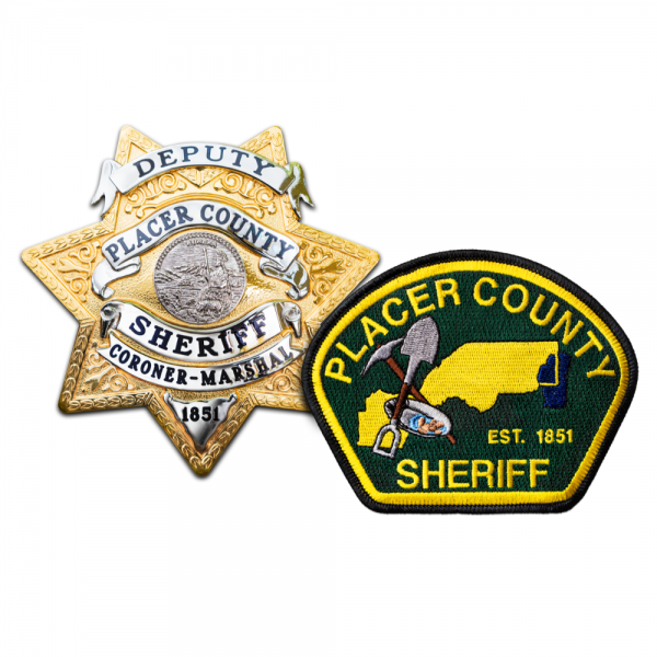 Placer County Sheriff Team Logo