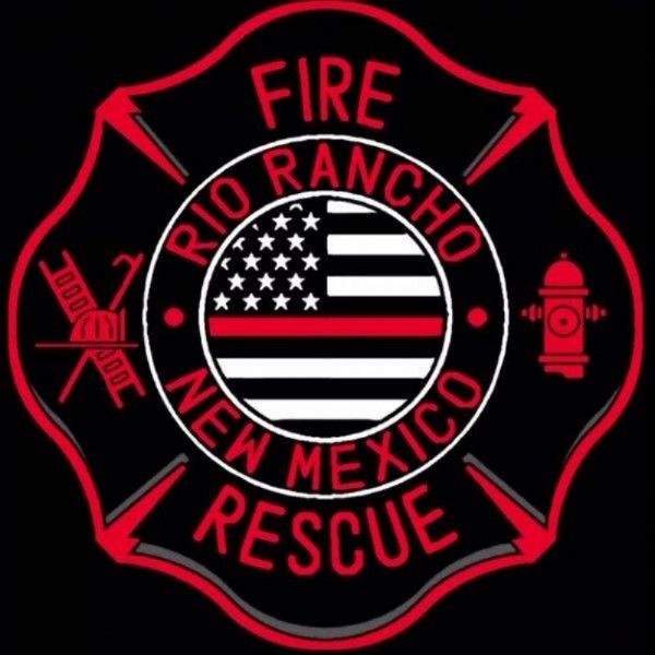 RIO RANCHO FIRE Team Logo