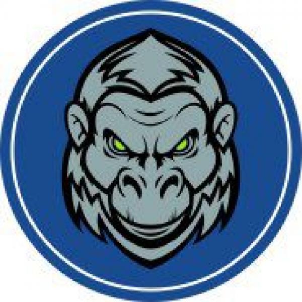 Gorilla FC Team Logo