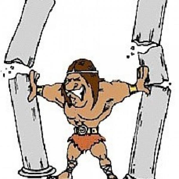Team Samson Team Logo