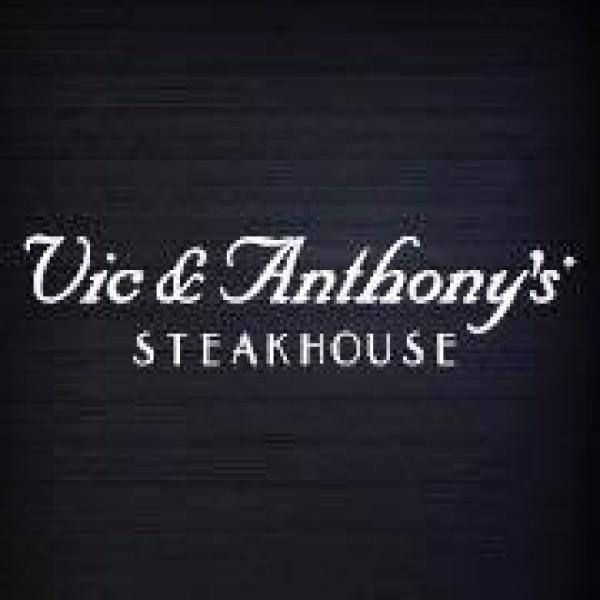 Vic&Anthony's Las Vegas Team Logo