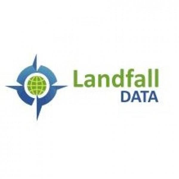 Landfall Data Team Logo