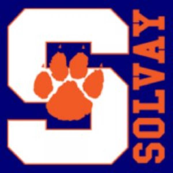 Solvay Baldcats Team Logo