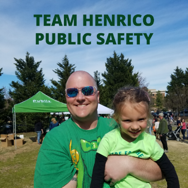 Team Henrico County Safety Team Logo