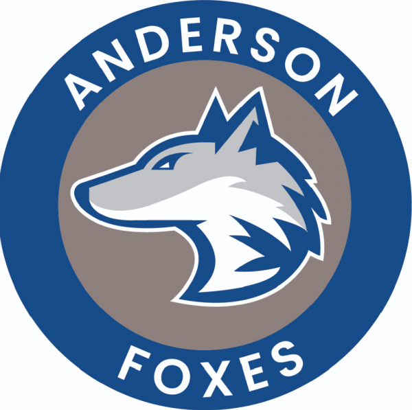 Anderson Gives Back Team Logo