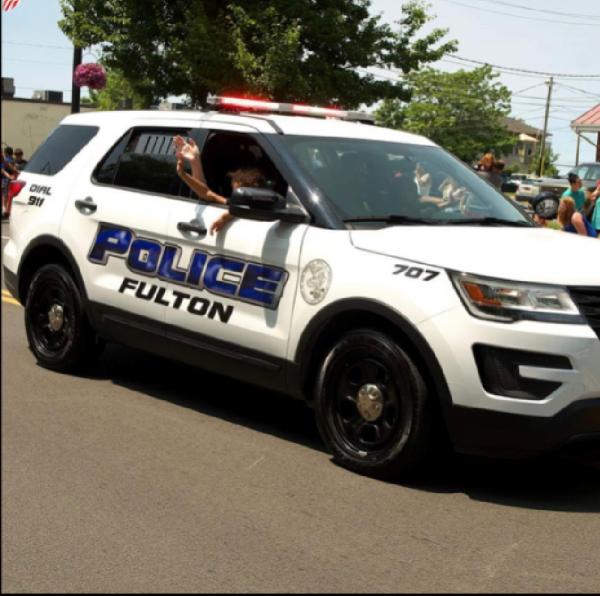 Fulton Police Benevolent Association Team Logo