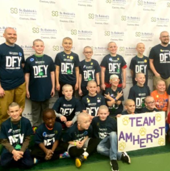 Amherst Elementary/Jackson 2021 Team Logo