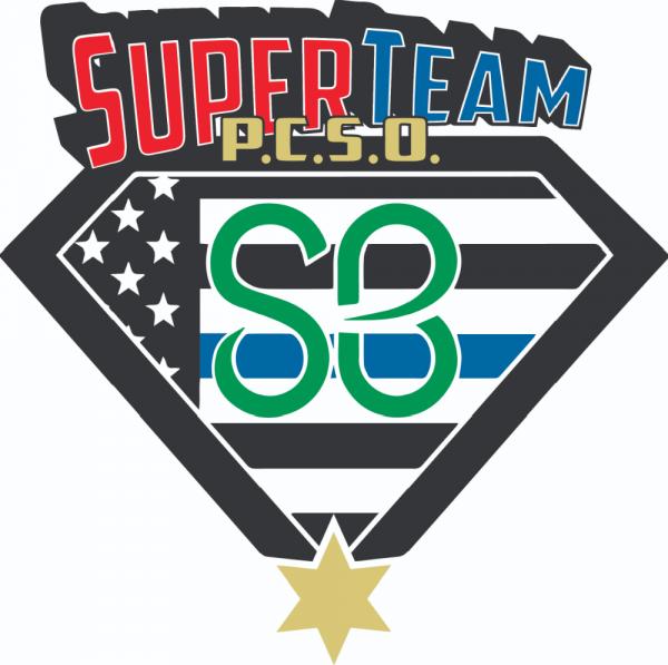 SuperTeam PCSO Team Logo