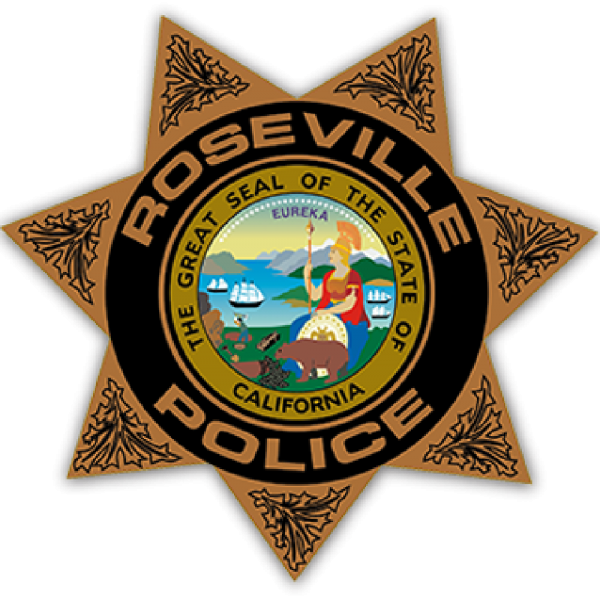 Roseville Police Department Team Logo