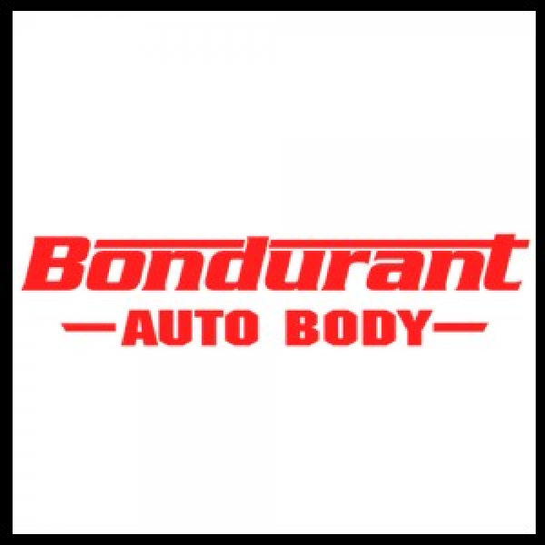 Bondurant Auto Body Team Logo