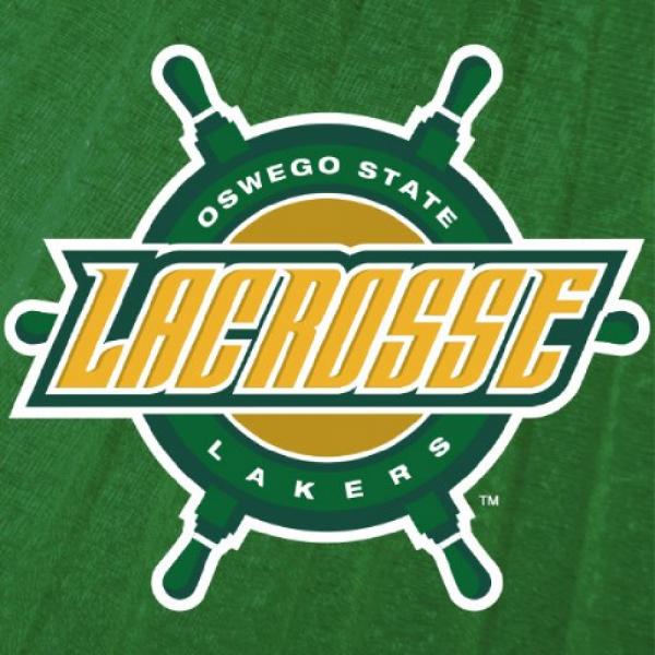 SUNY Oswego Men's Lacrosse Team Logo