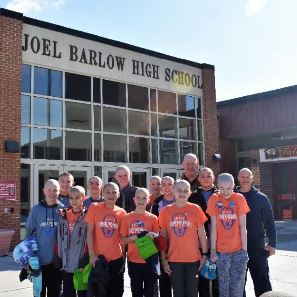 John Read Middle School Team Logo