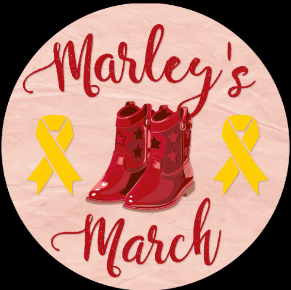 Marley's Marchers Team Logo