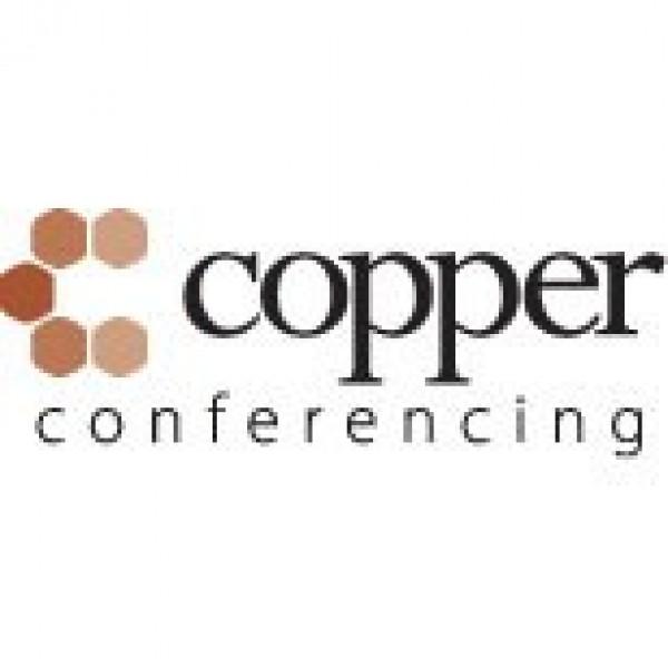 Copper Conferencing Team Logo