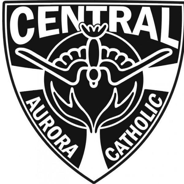 Aurora Central Catholic High School Team Logo