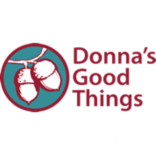 Donna's Good Things Team Logo