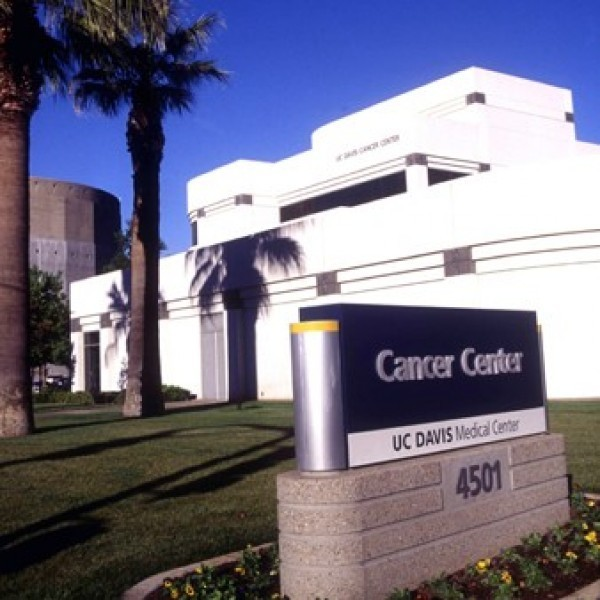 UC Davis Cancer Center Team Logo