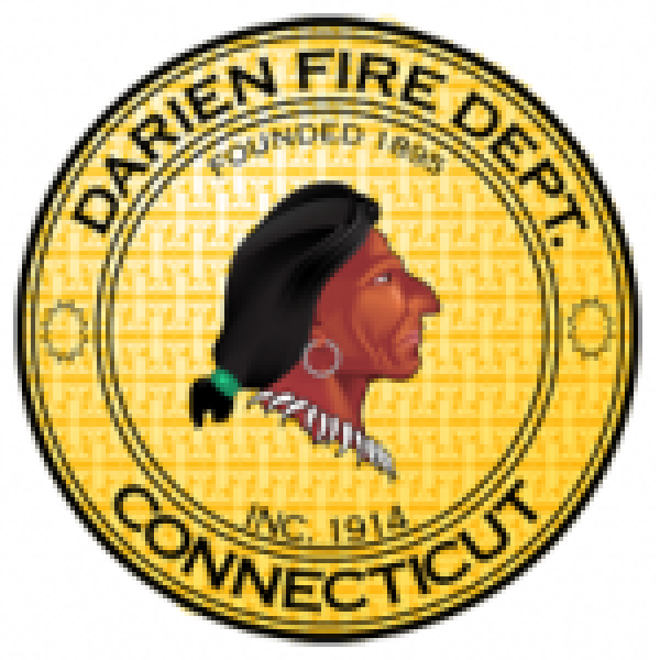 Darien Fire Department Team Logo