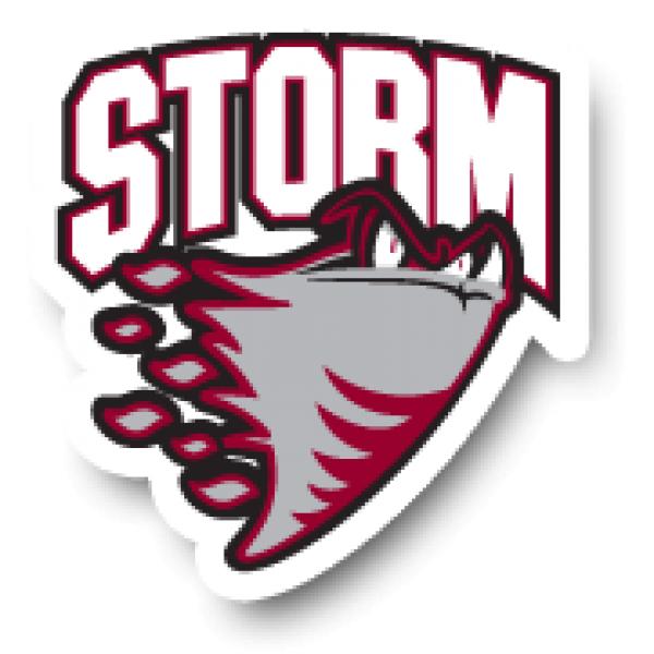 Guelph Storm Hockey Club Team Logo