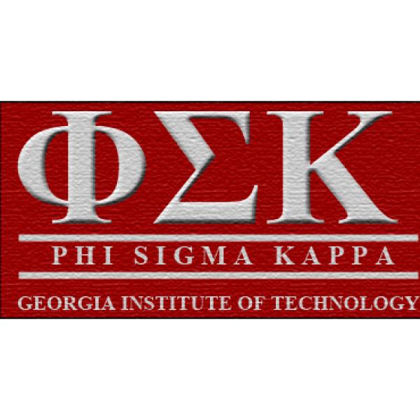 Phi Sigma Kappa- Georgia Tech Team Logo