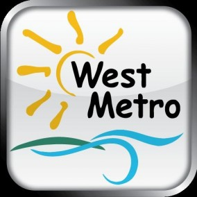 West Metro Chamber Baldies's Logo